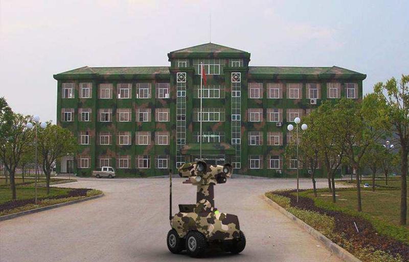 部队公共卫生间工程案例