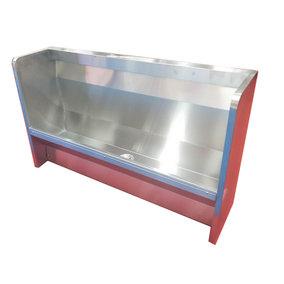 长形立式不锈钢小便池(加工定制)